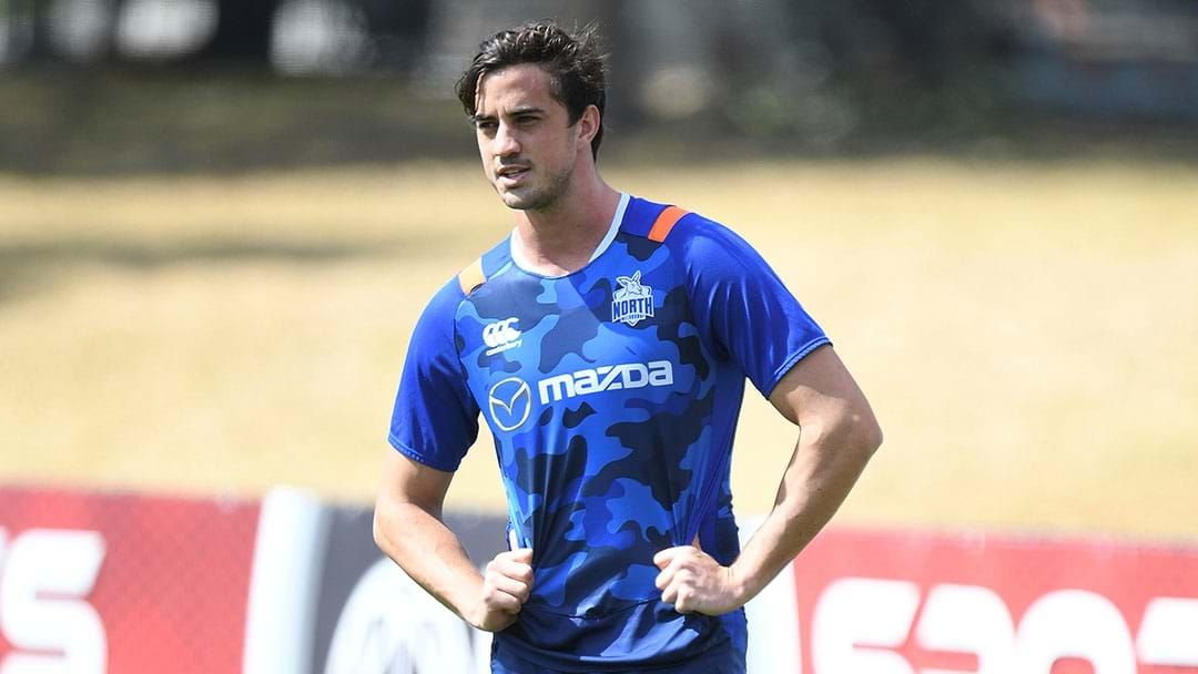 Article heading image for Taylor Garner Will Not Be Available To Play For North Melbourne This Weekend After Pub Incident