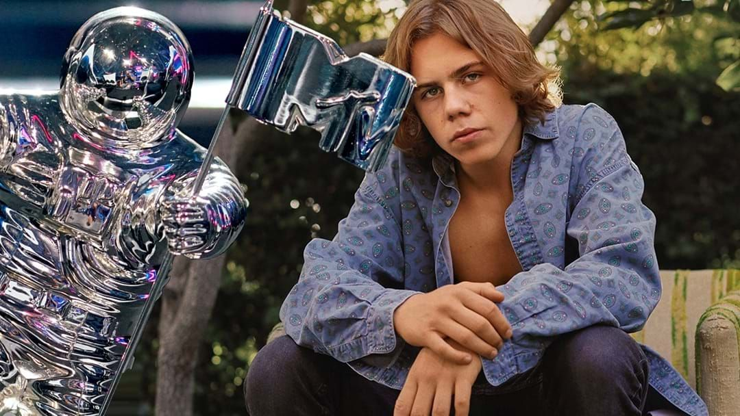 Article heading image for Aussie Artist The Kid Laroi Nominated For His First MTV VMA