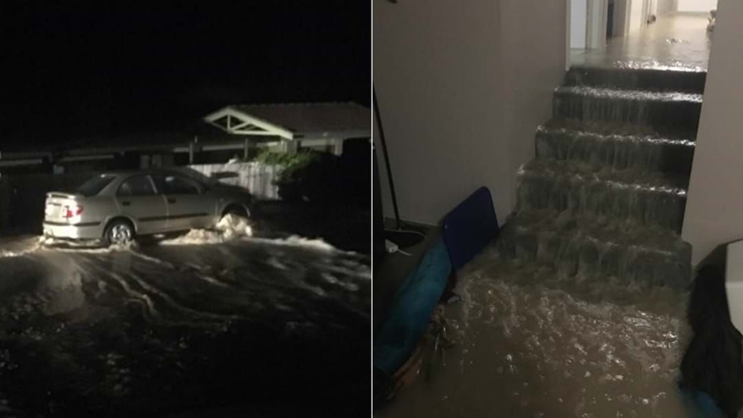 Article heading image for Burst Water Main Floods Homes In Elermore Vale