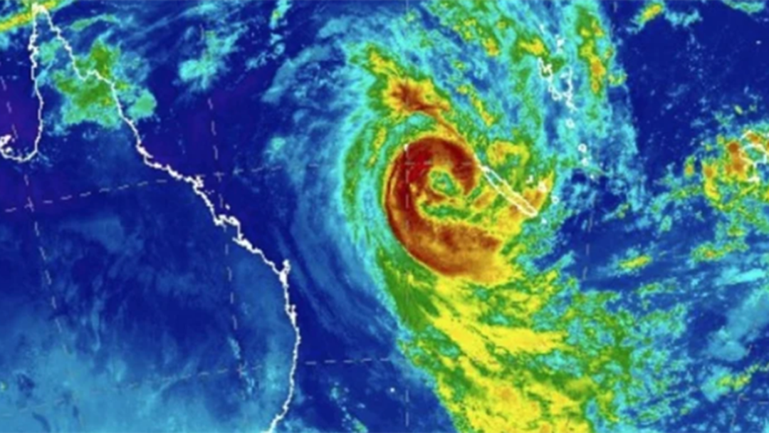 Article heading image for The Bureau of Meteorology Says Cyclone Oma Could Hit Queensland This Weekend