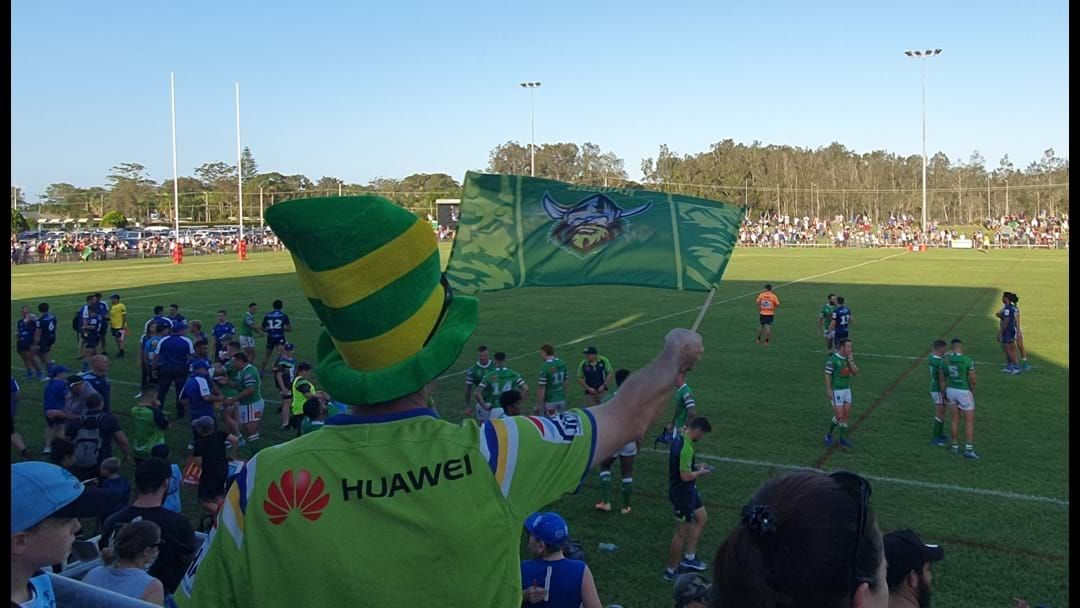 Article heading image for Match Report: Canberra Triumph In Preseason Hitout