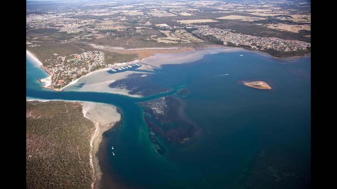 Article heading image for New Wetlands A Win For Albany's Oyster Harbour