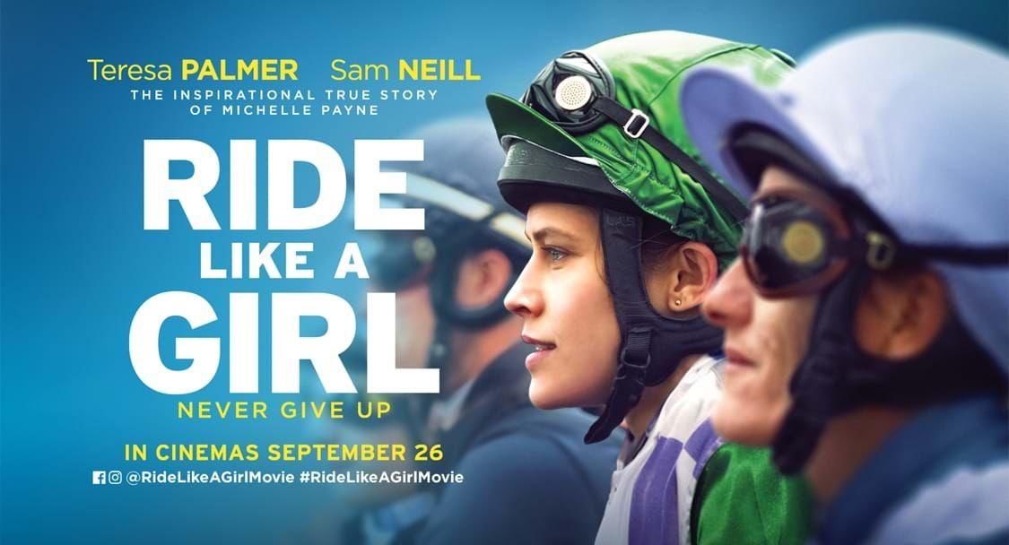 Ride Like a Girl In Cinemas September 26!