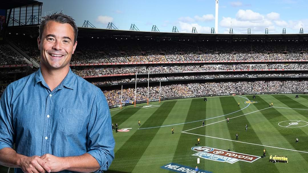 Article heading image for LISTEN | Jay Clark's Predicted Finals Fixture