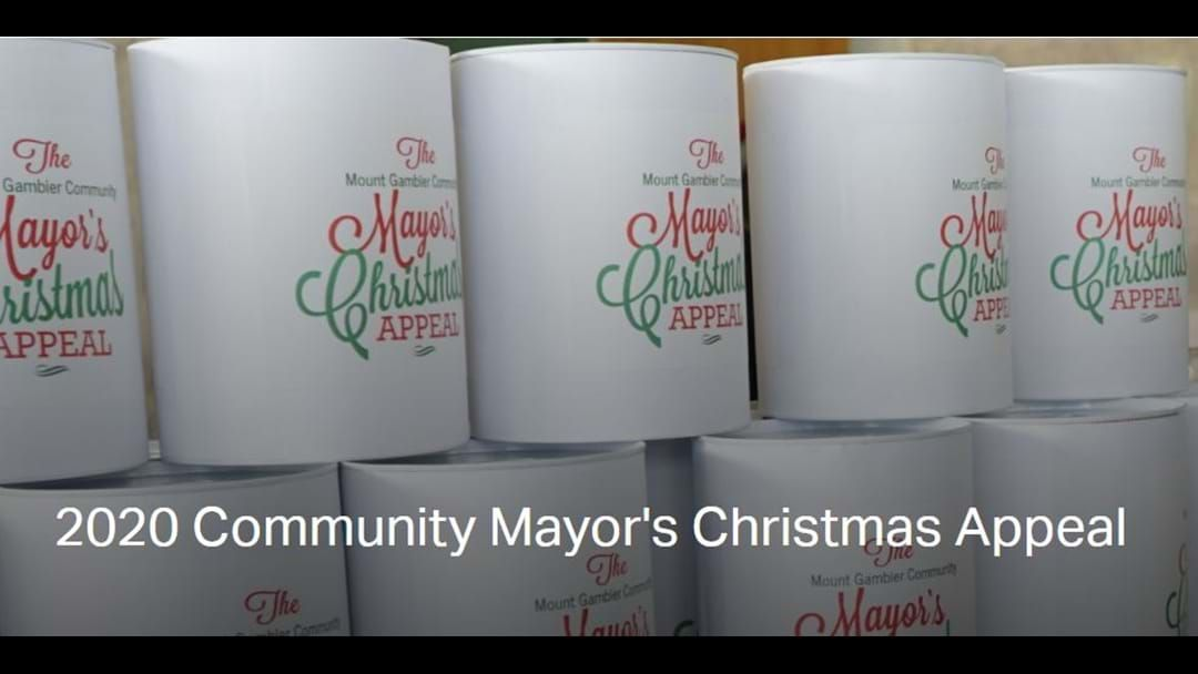 Article heading image for 2020 Community Mayor's Christmas Appeal