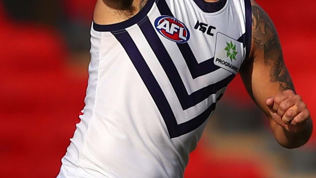 Article heading image for Schmook: Cox The Crucial Cog To A Freo Derby Win