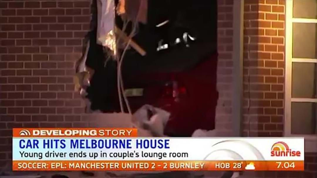 Article heading image for Car Crashes Into Point Cook Home