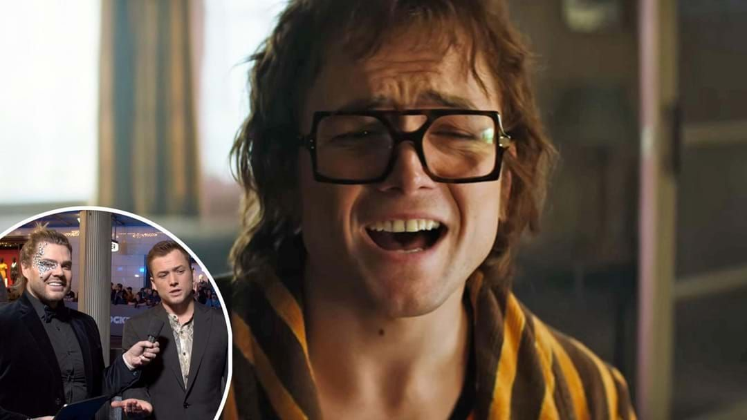 Article heading image for Rocketman's Taron Egerton Reveals The One Thing That Made Him Feel FAB Playing Elton John