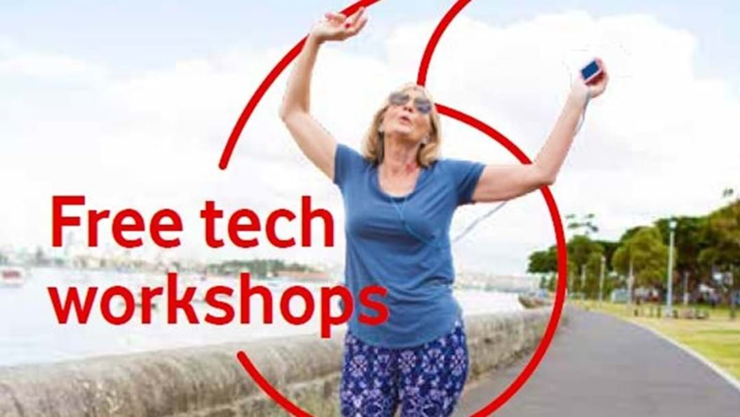 Article heading image for Vodafone Seniors Workshop - Tech Made Easy