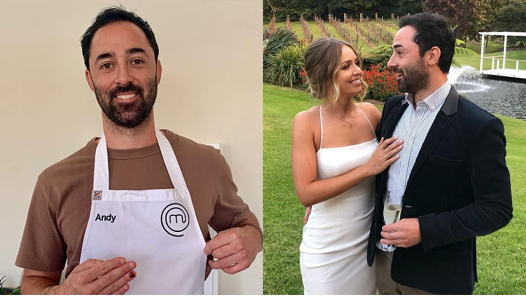 Article heading image for Who This MASTERCHEF Winner Is Trusting To Cater His Wedding