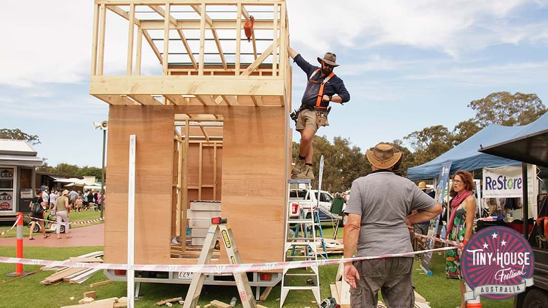 Article heading image for Tiny House Festival Is Coming To Bendigo!