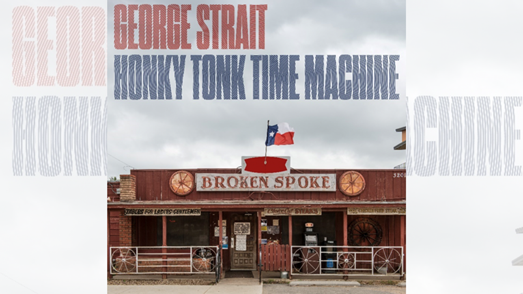 Article heading image for George Strait Announces 30th Studio Album