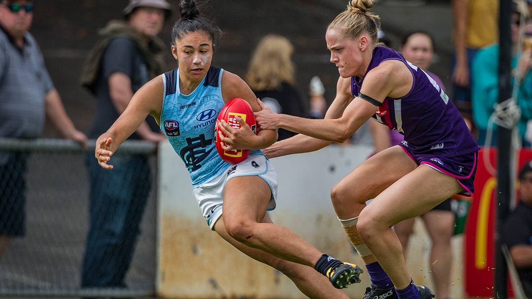 Article heading image for What You Need To Know About The AFLW Preliminary Final This Saturday
