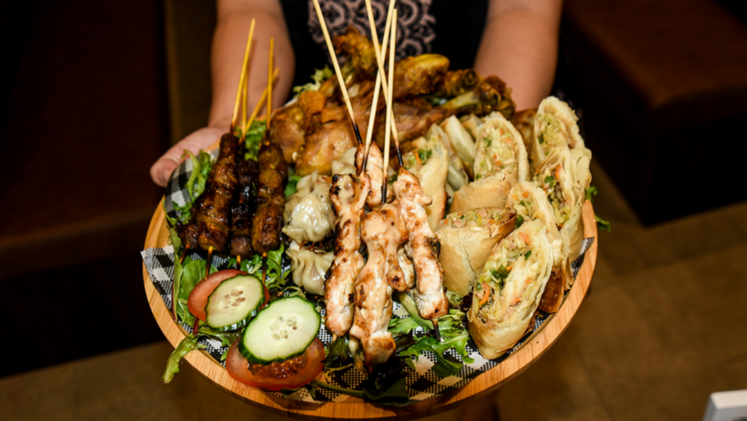 Article heading image for INSIDE LOOK: New Skewers Diner At The Oasis In Broadbeach