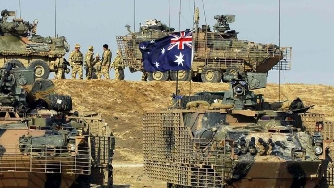 Article heading image for Greenvale To Become Home For Massive Military Facility
