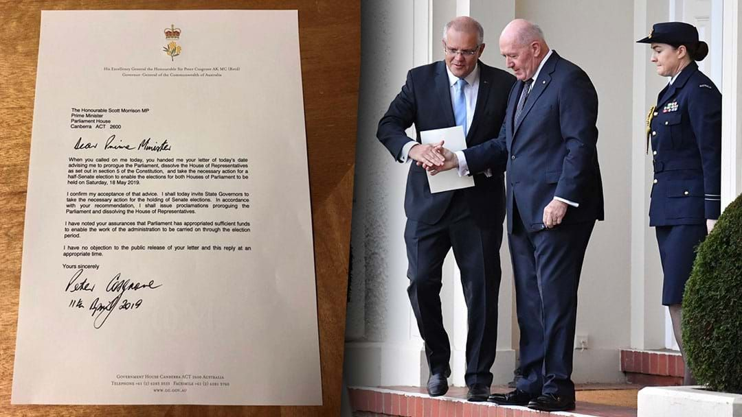 Article heading image for Scott Morrison Has Called The Election For May 18