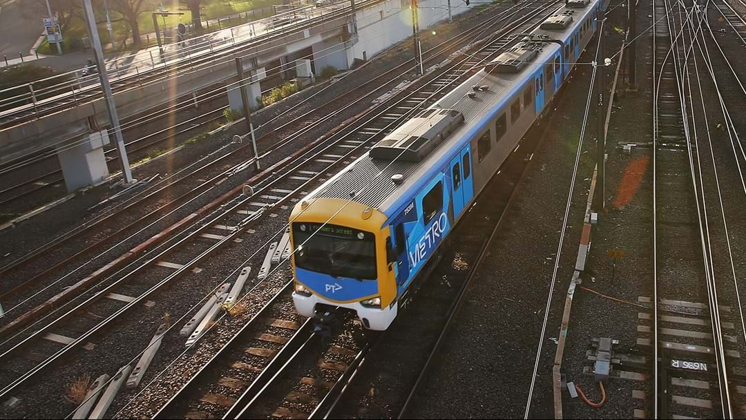 Article heading image for A List of Melbourne Train Lines Are Getting New Timetables On Monday So You Better Change Your Alarm