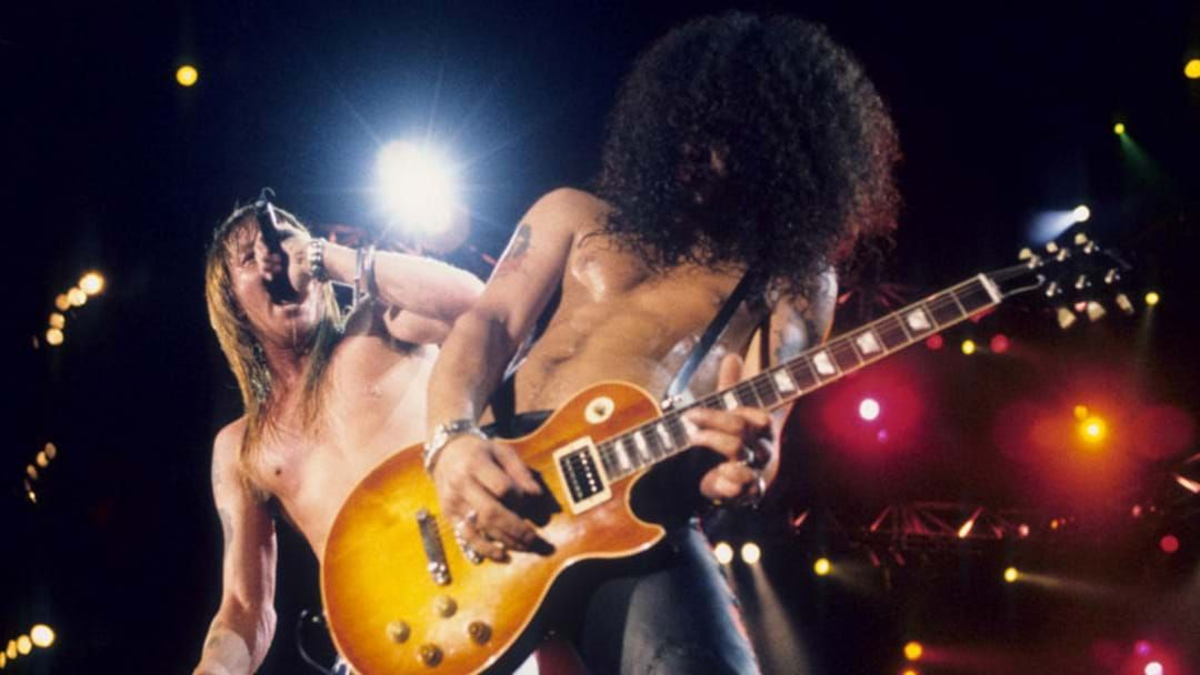 Article heading image for 11 Facts You Didn't Know About GN'R's Use Your Illusion Albums