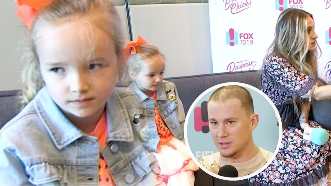 Article heading image for Fifi Box's Daughter's Hilarious Encounters With A-List Celebrities!