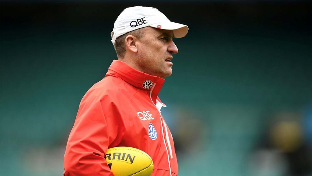 Article heading image for John Longmire Is Reportedly Set To Sign A Contract Extension At Sydney