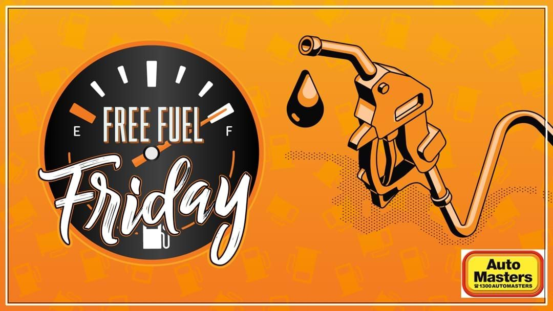 Competition heading image for Fill Up Your Tank For Free on Automasters!
