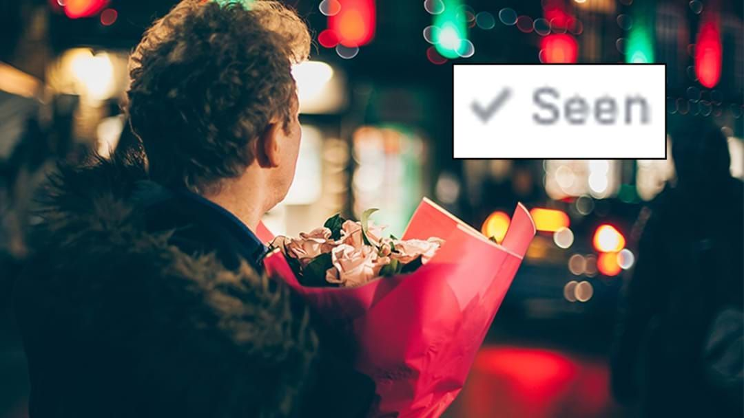 Article heading image for New Dating App Allows You To Call Out People Who Ghost You