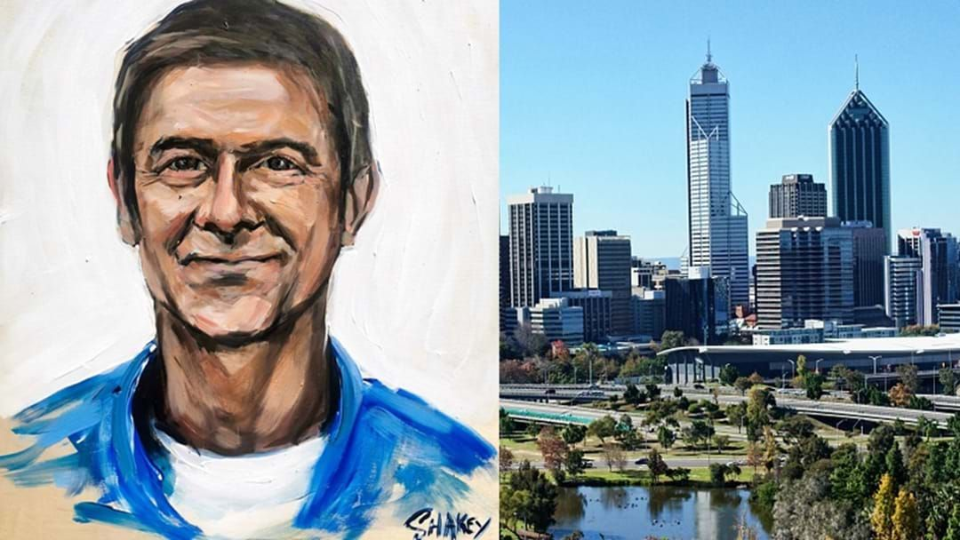 Article heading image for Lisa's Footy Flirt Is Now Displayed On Billboards Around Perth
