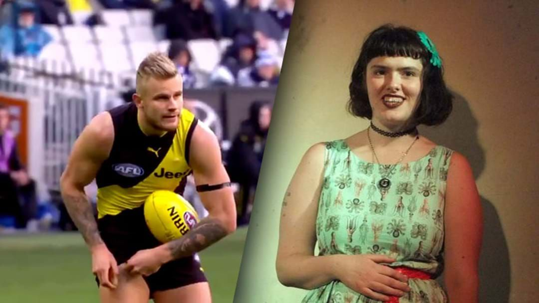Article heading image for Brandon Ellis Wore A Black Armband In Tribute To Eurydice Dixon Today