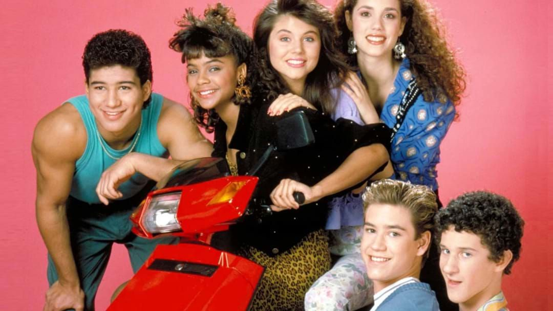 Article heading image for An Actual Saved by the Bell-Themed Pop-Up Bar is Coming To Sydney