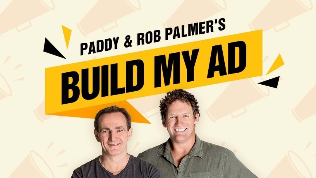 Article heading image for Paddy & Rob Palmer's 'Build My Ad' For Abode & Beyond Blinds & Shutters