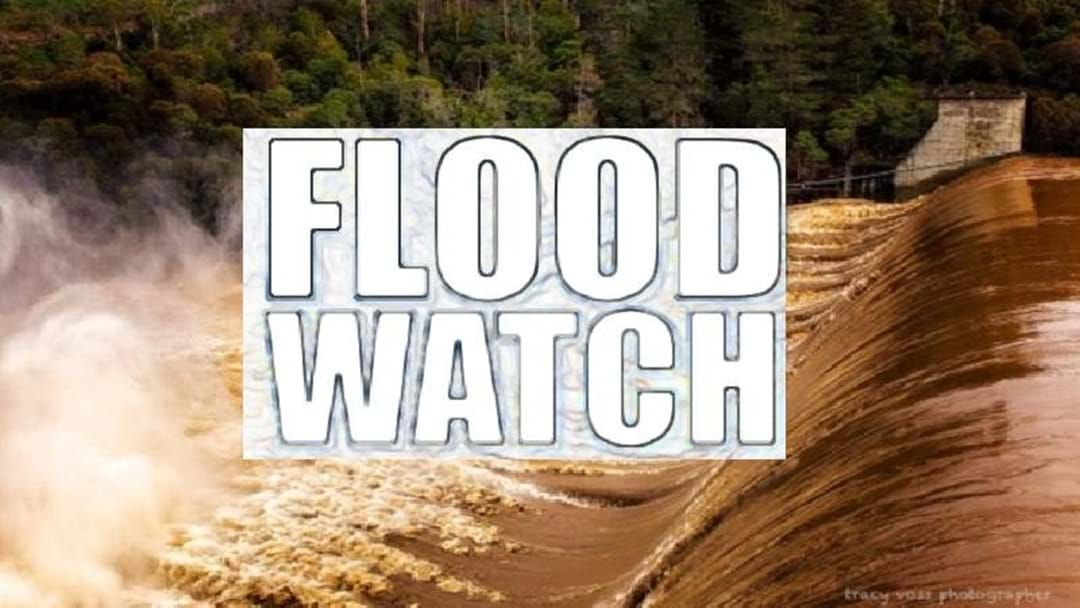Article heading image for River Derwent Basin on Flood Watch