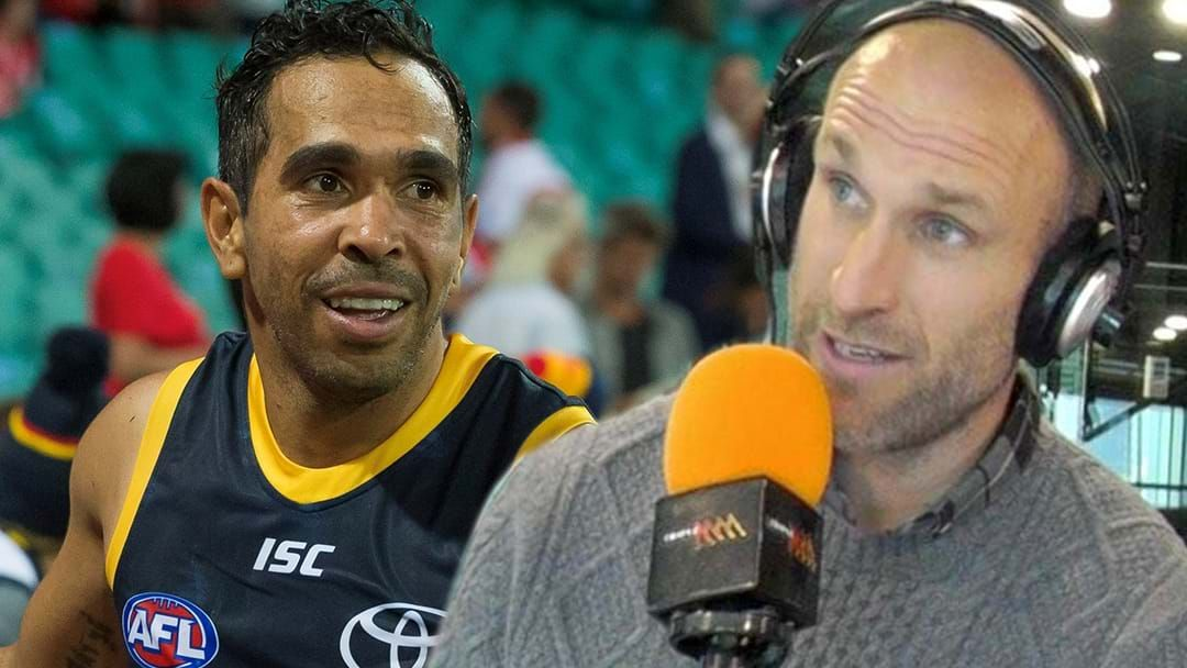 Article heading image for Chris Judd Pays Tribute To 300 Gamer Eddie Betts