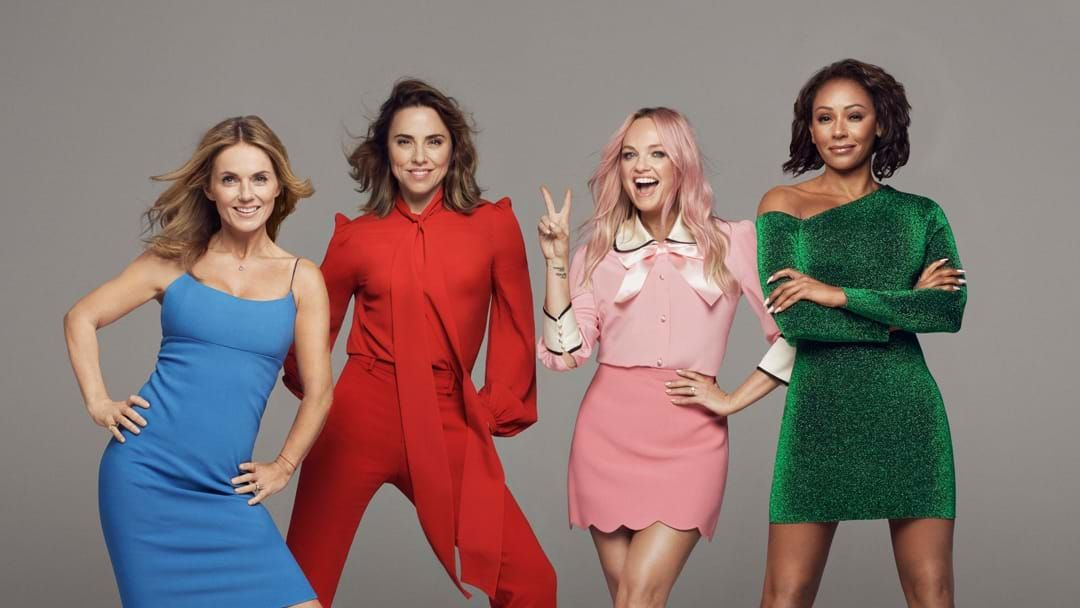 Article heading image for Mel B Drops Some Hints About The Spice Girls Touring Australia