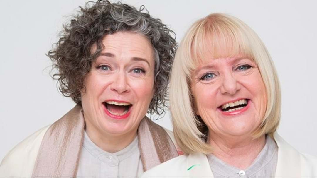 Article heading image for Judith Lucy and Denise Scott come to Bunbury