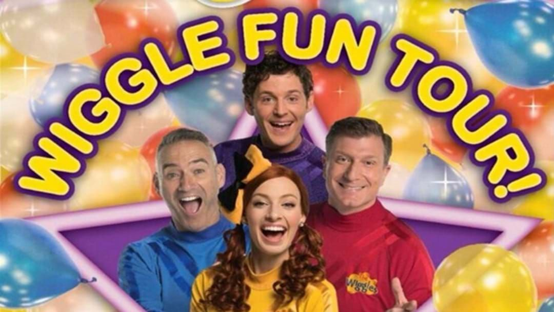 Article heading image for SAVE THE DATE | The Wiggles Are Making Their Way Back To Townsville