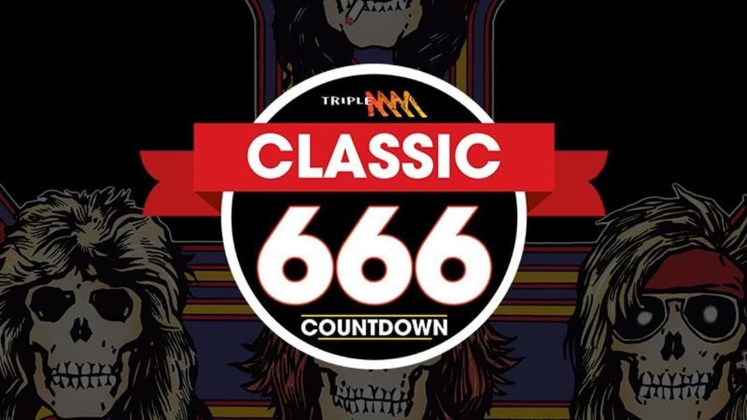 LISTEN: The Complete Classic 666 Countdown   Triple M