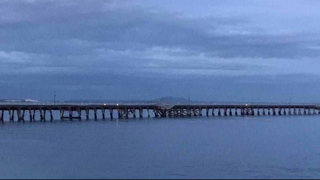 Article heading image for UPDATE: The CLOUDY Future of the Esperance Tanker Jetty