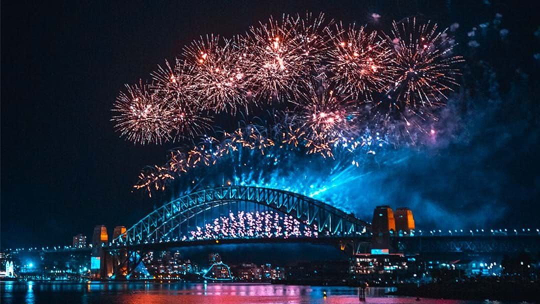 Article heading image for The Official New Year's Eve & Day Weather Forecast Is Here!