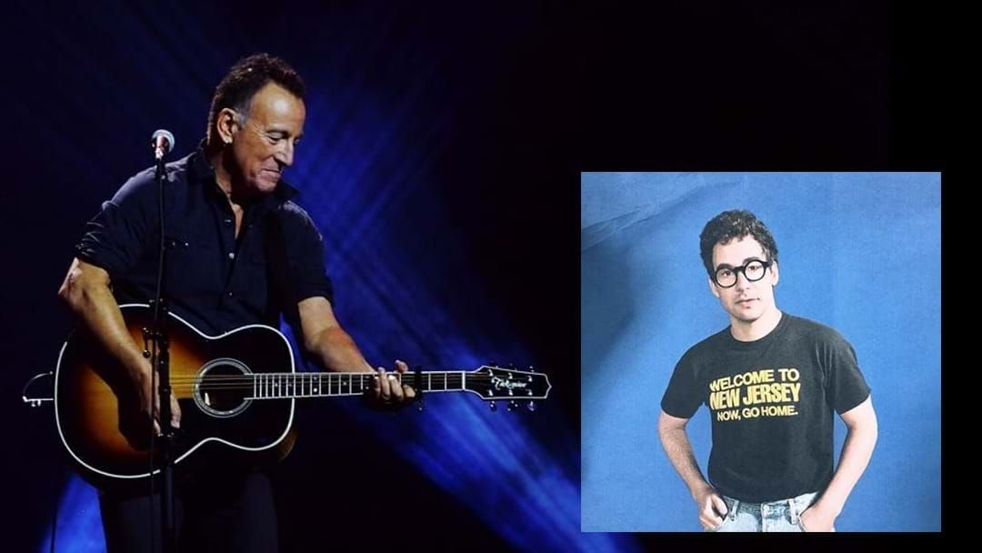 Article heading image for Bruce Springsteen Has Lended His Vocals On A Brand New Track