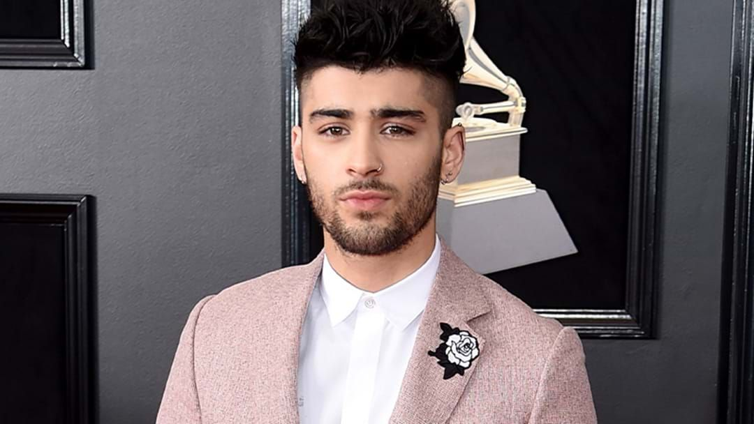 Stop Right Now, Zayn Malik Just Gave Out His Phone Number ...