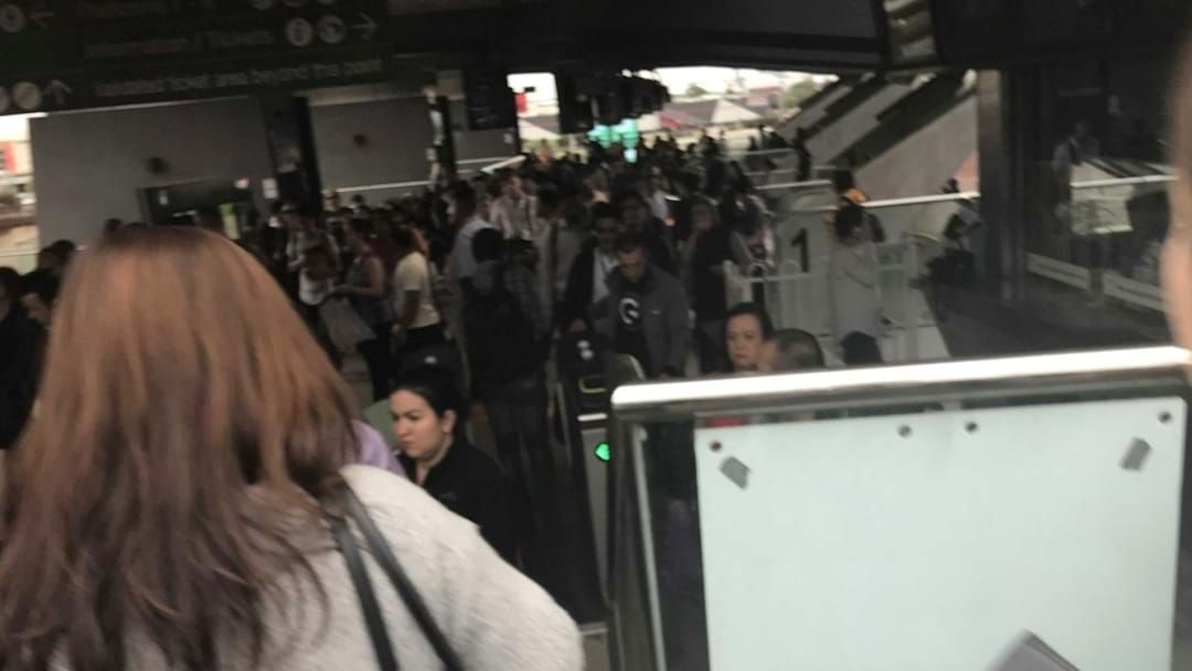 Article heading image for Delays And Service Changes Due To Police Operation At Footscray Station