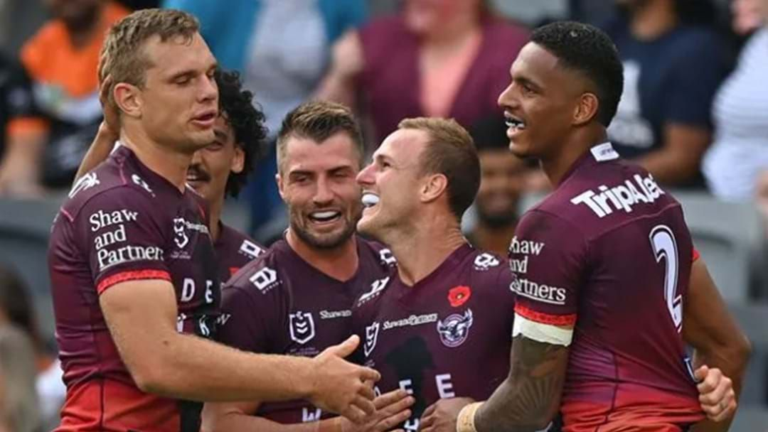 Article heading image for Ready's Mail | Manly Sea Eagles Set To Make Major Announcement Tonight