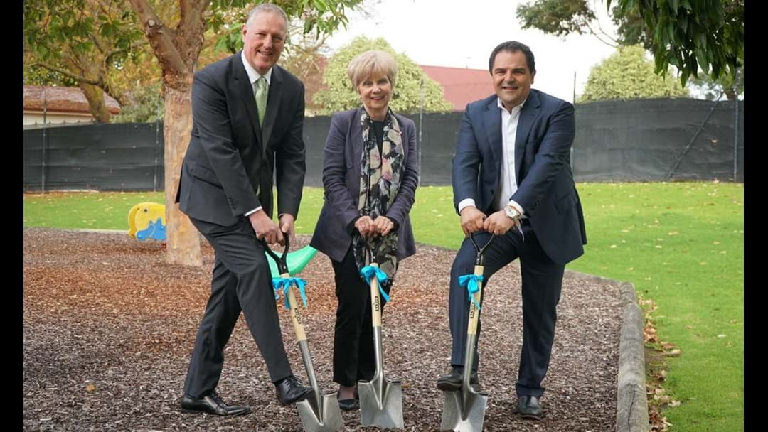 Article heading image for  CONSTRUCTION BEGINS ON MOUNT GAMBIER REGIONAL SPORT AND RECREATION CENTRE