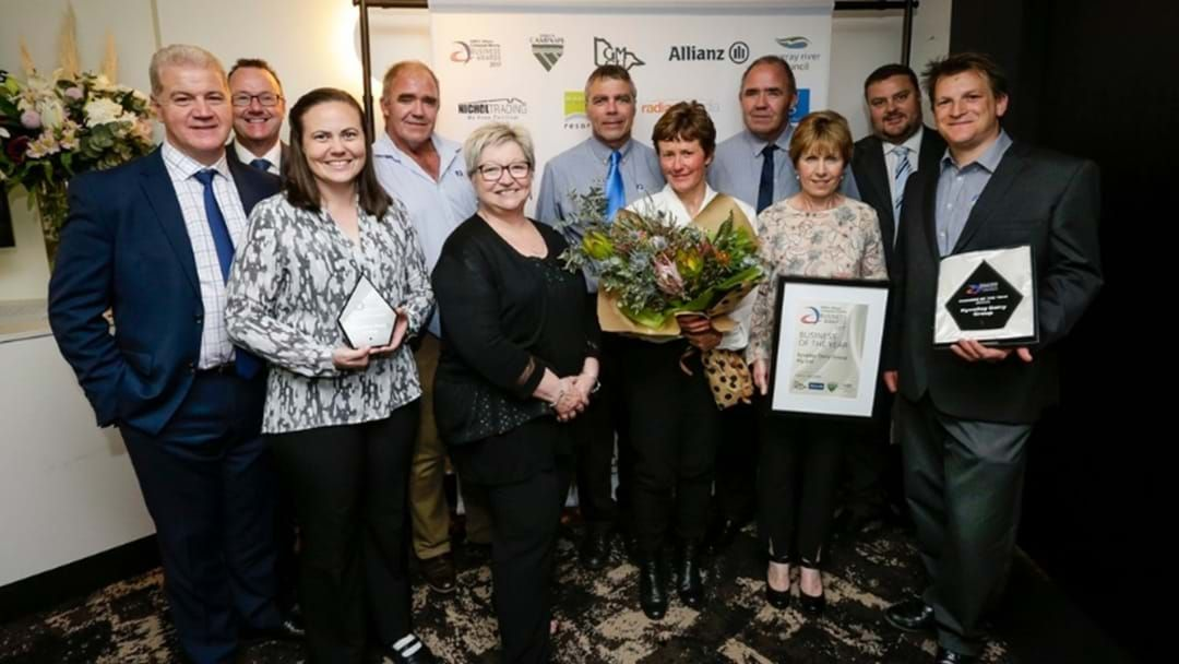 Article heading image for Nominations For The Local Business Awards Are Officially Open!