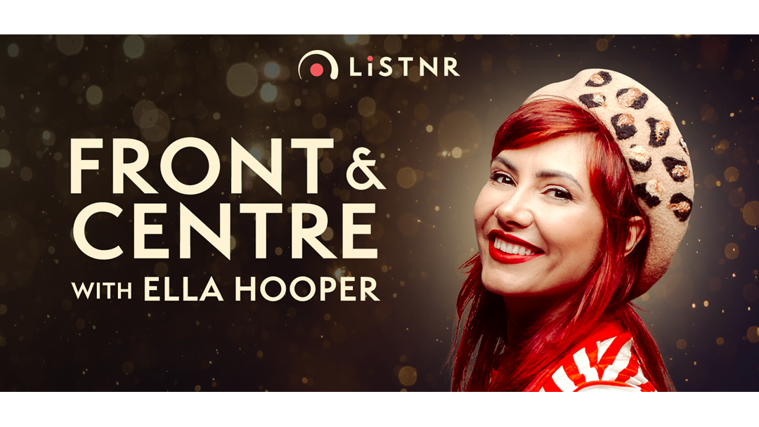 Article heading image for Ella Hooper Announced As Host Of Triple M 90's And LiSTNR Music Podcast 'Front & Centre'