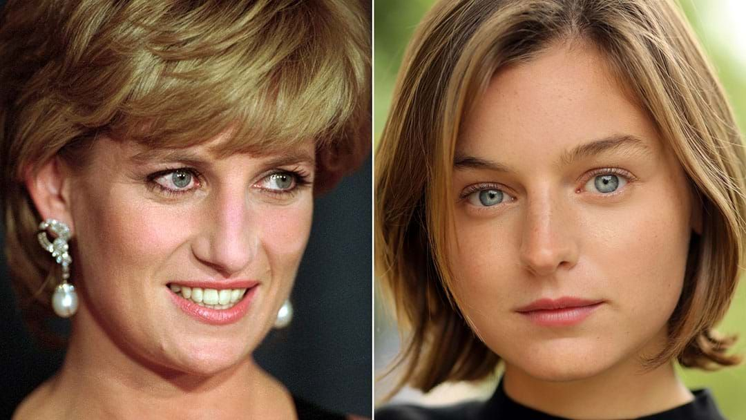 Article heading image for Netflix Announces Actress Cast As Princess Diana In 'The Crown'