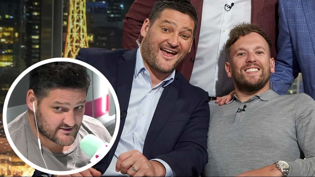 Article heading image for Brendan Fevola Addresses The Footy Show's Cancellation