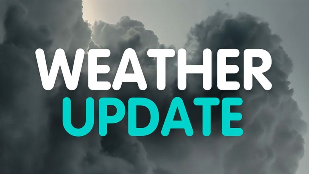 Article heading image for A Road Weather Alert Has Been Issued For Adelaide