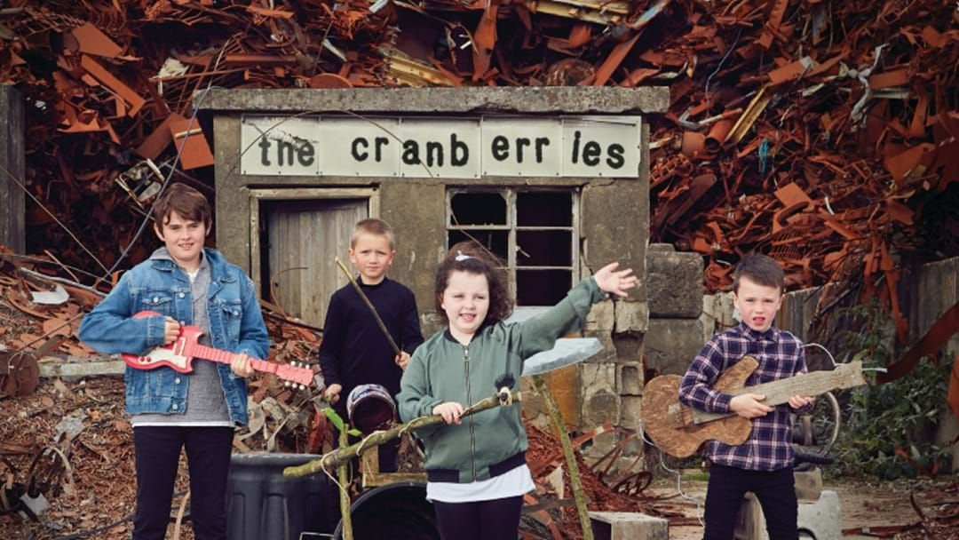 Article heading image for The Cranberries Have Released The First Single From Their Final Album