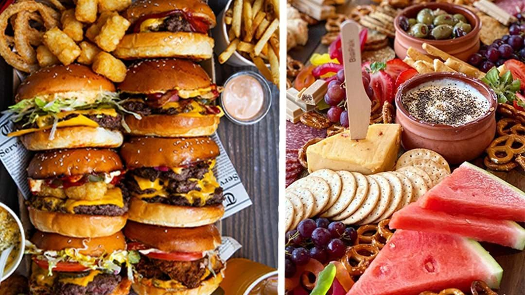 Article heading image for PSA: We've Found All The Mouth-Watering Venues That Are Still Open For Delivery & Take Away